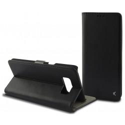 Etui Flip Case Ksix pour Galaxy S8 Plus / Noir