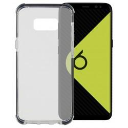 Etui TPU Ksix Armor Pour Galaxy S8 / Transparent