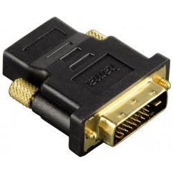 Adaptateur Hama DVI-D mâle vers HDMI femelle