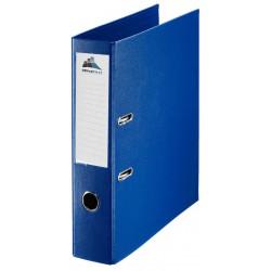 Classeur à levier Plastipap A4 dos de 75mm / Bleu