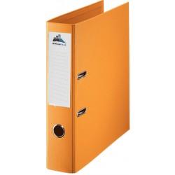 Classeur à levier Plastipap A4 dos de 75mm / Orange