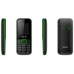 Téléphone Portable Versus X1 / Double SIM / Noir & Vert