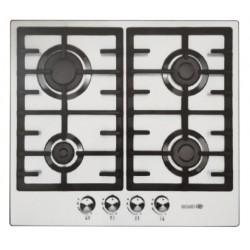 Plaque de cuisson Elleti 4 feux / 60cm / Inox