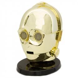 Haut-parleur Bluetooth Star Wars C-3PO / Argent