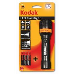 Torche Kodak LED FlashLight 1000mW + 3AAA