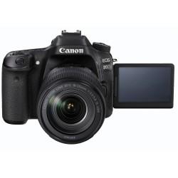 APPAREIL PHOTO REFLEX NUMERIQUE CANON EOS 80D + Objectif EF-S 18-55mm S