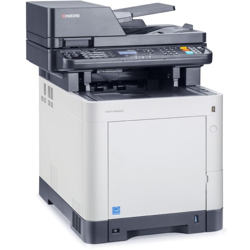 imprimante multifonction 3en1 a4 couleur kyocera ecosys m6030cdn