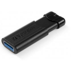 Clé USB Verbatim PinStripe 3.0 / 128 Go