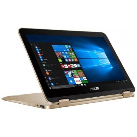 Pc portable Asus VivoBook Flip 12 TP203NAH / Dual Core / 2 Go / Gold + SIM Orange Offerte 30 Go