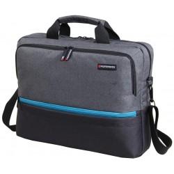 """Malette pour pc Portable 15.6"""" Promate ASCEND-MB / Gris"""