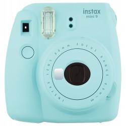 Appareil photo à impression instantanée Fujifilm Instax Mini 9 / Bleu ciel + Gratuité 10Dt