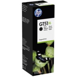 Bouteille d'encre Originale HP GT51XL / Noir / 135 ml