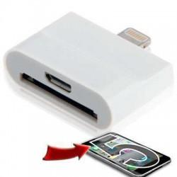 Adaptateur Micro USB et iPhone 4 vers Lightning