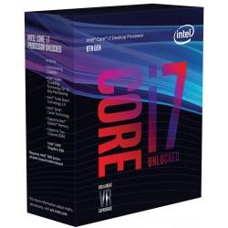 Processeur Intel Core Coffee Lake i7-8700K 8é Génération