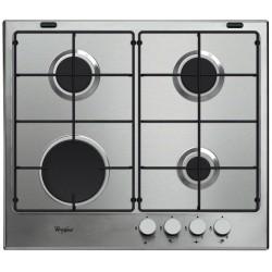 Plaque de cuisson Encastrable WHIRLPOOL GMA 6410 / INOX