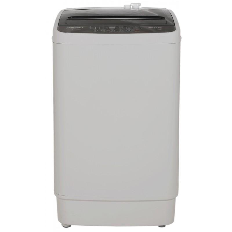 machine laver automatique top load zerowatt 7 kg silver. Black Bedroom Furniture Sets. Home Design Ideas