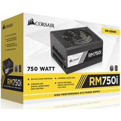 Boite d'alimentation Corsair RM750i / 80PLUS Gold / 750W / Modulaire