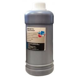 Bouteille d'encre pour Epson DX5 / 1000 ml / Cyan