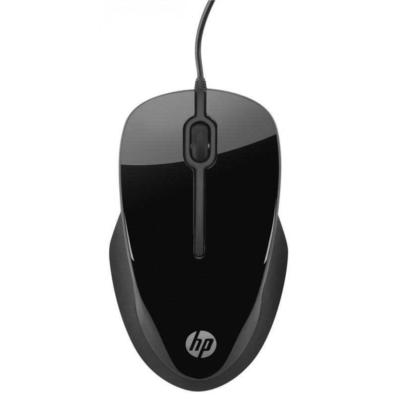 Souris Optique HP X1500 / Noir