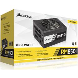 Boite d'alimentation Corsair RM850i / 80PLUS Gold / 850W / Modulaire