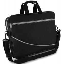 """Mallette Addison Pour PC Portable 15.4""""-15.6"""" / Noir"""