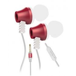 Ecouteur avec Micro Snopy SN-J02 Thunderbird / Blanc & Rose
