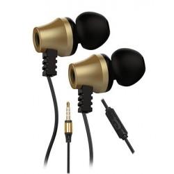 Ecouteur avec Micro Snopy SN-J02 Thunderbird / Noir & Gold