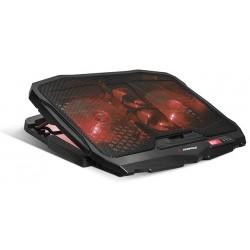 Refroidisseur USB Addison Rampage AD-RC4 Pour PC Portable / 4x Ventilateurs
