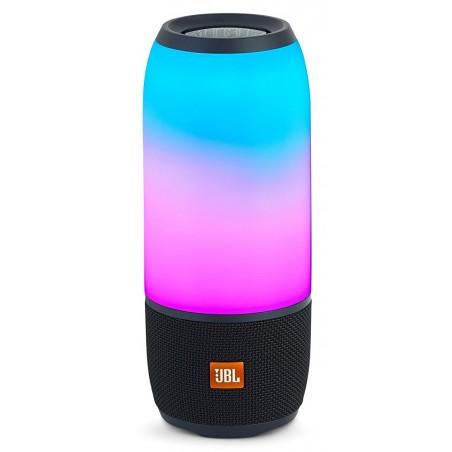 Enceinte portable Bluetooth Étanche JBL Pulse 3 / Noir