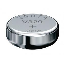 Pile bouton pour montre Varta V329