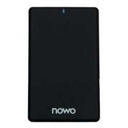 """Disque Dur Externe 2.5"""" Nowo USB 3.0 / 500 Go / Noir"""