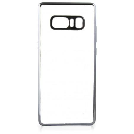 Etui Ksix Métal Flex pour Galaxy Note 8 / Gris