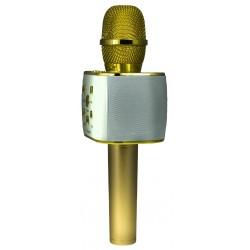 Microphone Haut-parleur Karaoké KSIX Sing & Go Plus / Gold