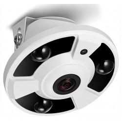 Caméra Dôme Intérieur Mipvision 2.0MP Fisheye 360°