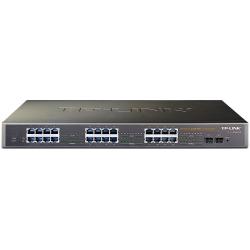 Switch Web Smart 24 Ports Gigabit + 2 Combo SFP Slots