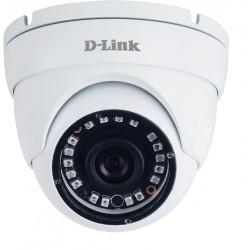 Caméra Dôme PoE Extérieur Full HD 2MP