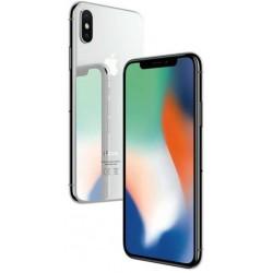 Téléphone portable Apple iPhone X / 64 Go / Silver