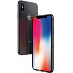 Téléphone portable Apple iPhone X / 256 Go / Noir