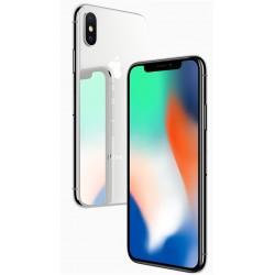 Téléphone portable Apple iPhone X / 256 Go / Silver