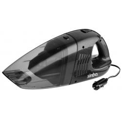 Mini Aspirateur Sinbo Pour Voiture SVC-3460 / 60W / Noir
