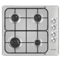 Plaque de cuisson Nexus 4 feux 60 cm / Inox