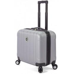 Valise de voyage à roulettes BENZI BZ 4682 / Gris