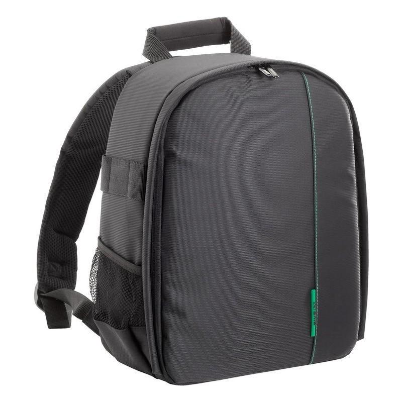 sac dos pour appareil photo num rique reflex 7460 noir. Black Bedroom Furniture Sets. Home Design Ideas