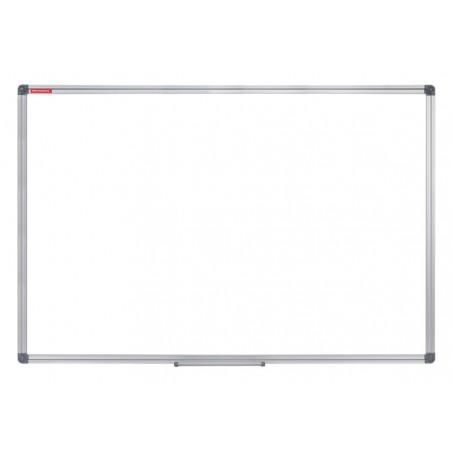 Tableau Blanc magnétique cadre en aluminium classique 60 x 45