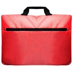 """Malette pour Pc Portable 15.6"""" Rouge"""