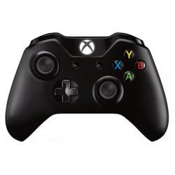 Manette de jeu sans fil Microsoft Xbox One / Noir