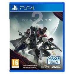 Jeu Destiny 2 pour PS4