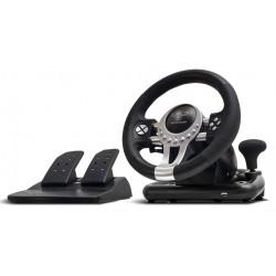 Ensemble volant + pédalier + levier de vitesse Spirit of Gamer Race Wheel Pro 2