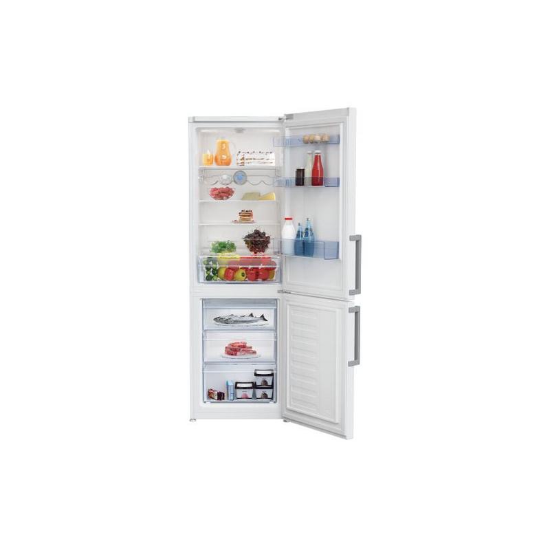Réfrigérateur Combiné BEKO 365L / Blanc
