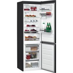 Réfrigérateur WHIRLPOOL 356L NoFrost 6éme Sens / Noir
